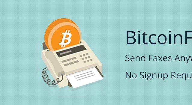 bitcoin fax featured