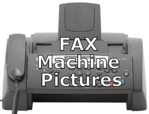 fax machine picture