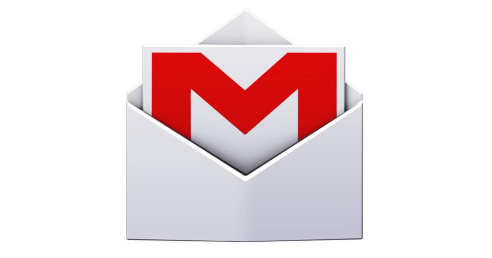 gmail envelope logo