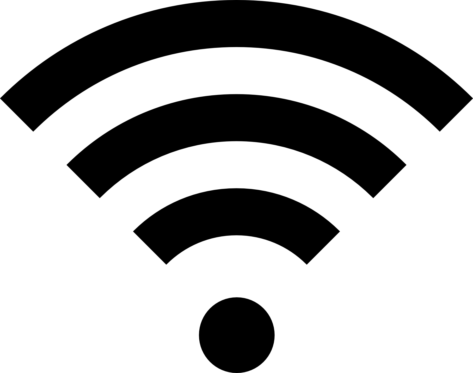 wireless logo icon