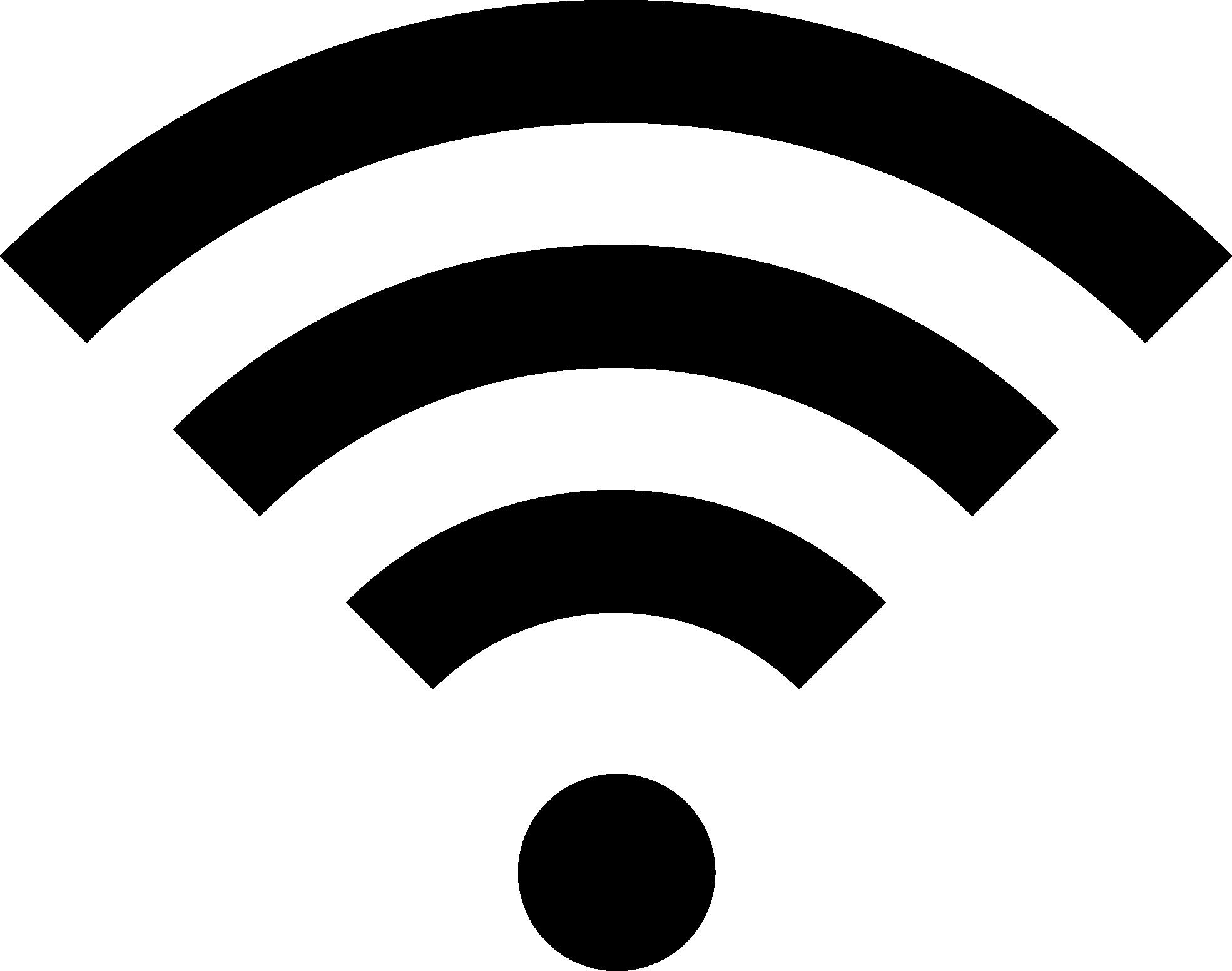 wireless logo icon