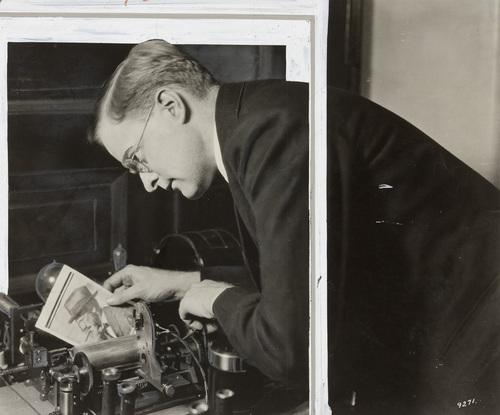 Richard H Ranger fax inventor