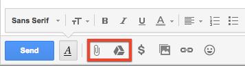 Google Fax step 2