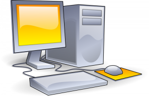 computer desktop pc clipart