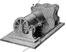 Frederick Bakewell fax machine