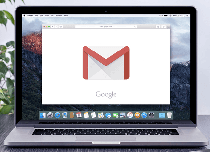 how to send photos through gmail without attachment