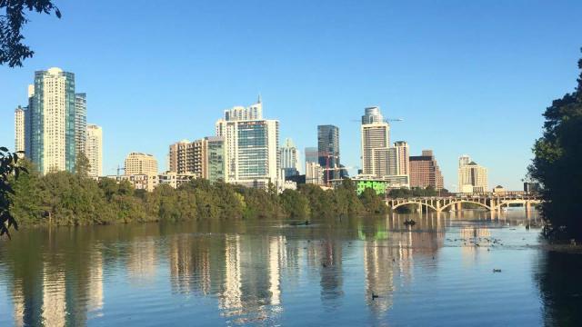 Austin Skyline for Afax.com