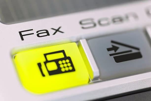 Fax Machines sending fax